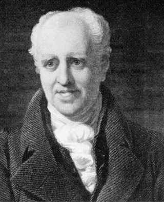 George Crabbe (1754-1832), poet, Rector of Muston 1789-1814. | Bottesford Local History Archive
