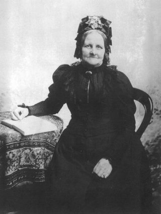 Adeliza Tinkler. | Bottesford Local History Archive
