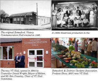 Bottesford Victory Commemoration Hall. | Bottesford Local History Archive