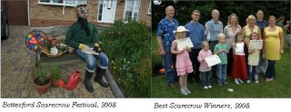 Bottesford Scarecrow Festival | Bottesford Local History Archive