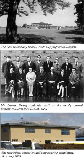 Bottesford High School | Bottesford Local History Archive