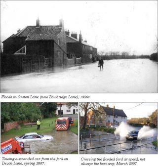 Flooding in Bottesford | Bottesford Local History Archive