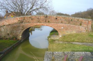 The Grantham canal today. | Bottesford Local History Archive