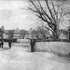 Bunkers Hill C1910. from the collection of Dr.Michael Honeybone.