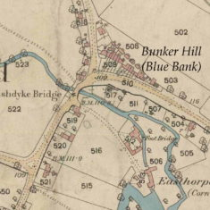 Bunker Hill (Blue Bank). O.S. 1884