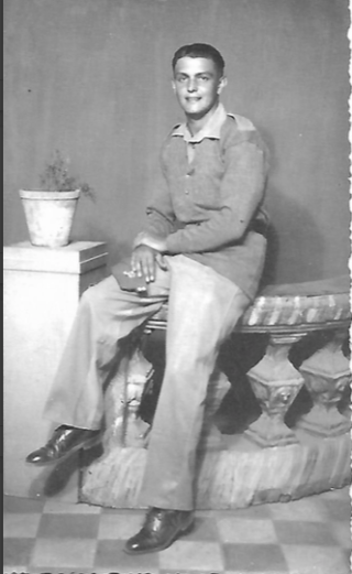 Trooper Fred Bend from Easthorpe, Bottesford, Leicestershire | From the collection of Herbert Daybell