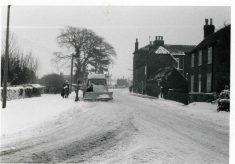 Winter 1979, west end of High Street