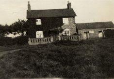 Poyser's house, The Green, Barkestone