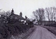 Jasmine Cottage (now demolished), Harby Lane, Plungar