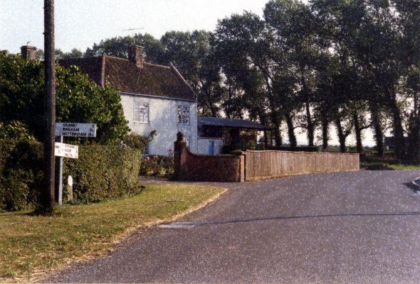 Poplar Farmhouse, Plungar