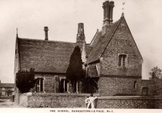 Barkestone village school
