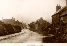 Houses along New Causeway, Barkeston