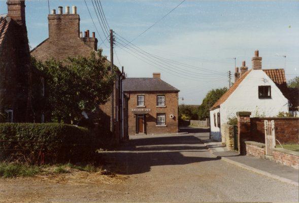 view of Chapel Street, Plungar