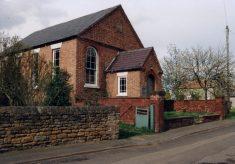 Plungar methodist chapel