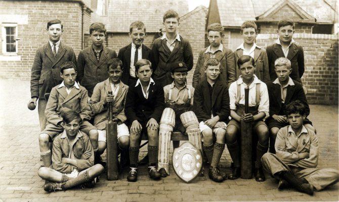 Bottesford school cricket team