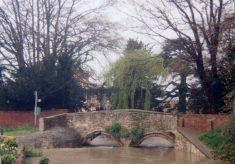 Flooding at Fleming's Bridge, Good Friday 1998