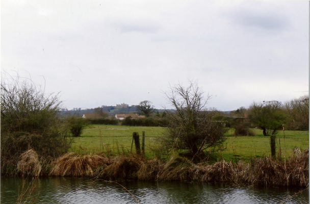 Lock House 4, view from the canal