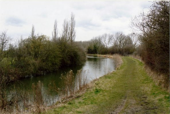 Grantham Canal view 2