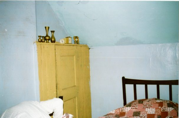 Probably the bedroom above the dining room, with its sloping ceiling and small built in wardrobe. | Margaret Langton
