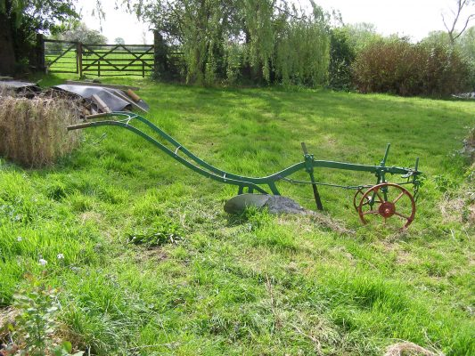 The plough, seen in profile. | Neil Fortey