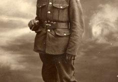 Pte Henry Box, Lancashire Fusiliers, 1918