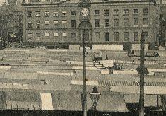 Old Market Square, Nottingham, Edwardian era
