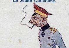 Wartime postcard: Kaiser Bill
