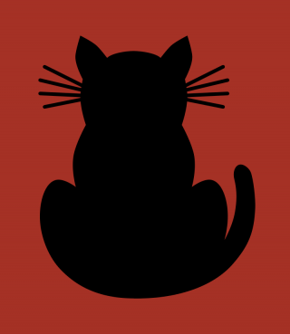 The Black Cat insignia of the 56th (London) Division in the Second World War, based on the legend of Dick Whittington. | Wikipedia